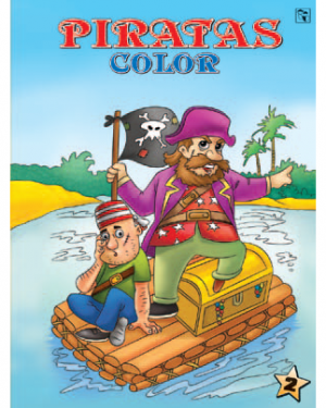 SUPER PIRATAS COLOR